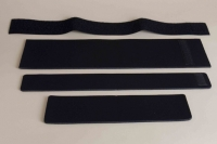 Dorsi-Lite 4-PC Fabric Components - Includes the following components (same as in the original Dorsi-Lite package), 1 Cuff, 1 Strap, 1 Pad and one Super-Strap