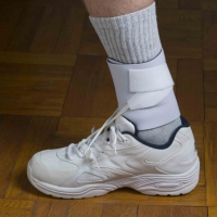 Dorsi-Strap™ PRO Heavy-Duty for Foot Drop - For Active Lifestyles; Hike, Jog, Golf, Work. Guaranteed.